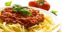 Vegane Pasta Bolognese