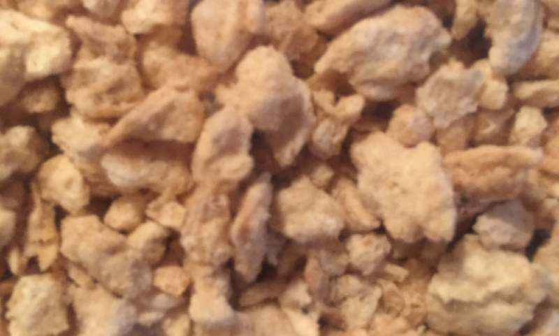 Soja-Granulat