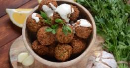 Vegane Falafel