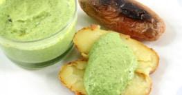 Vegane Soße für Gemüse