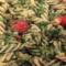 Vegane Spinat-Tomaten-Nudeln